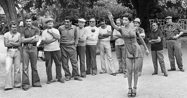 The Ann Arbor Chronicle | A Place for Petanque in Ann Arbor?